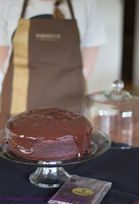 Haigh's Chocolate Mud Cake