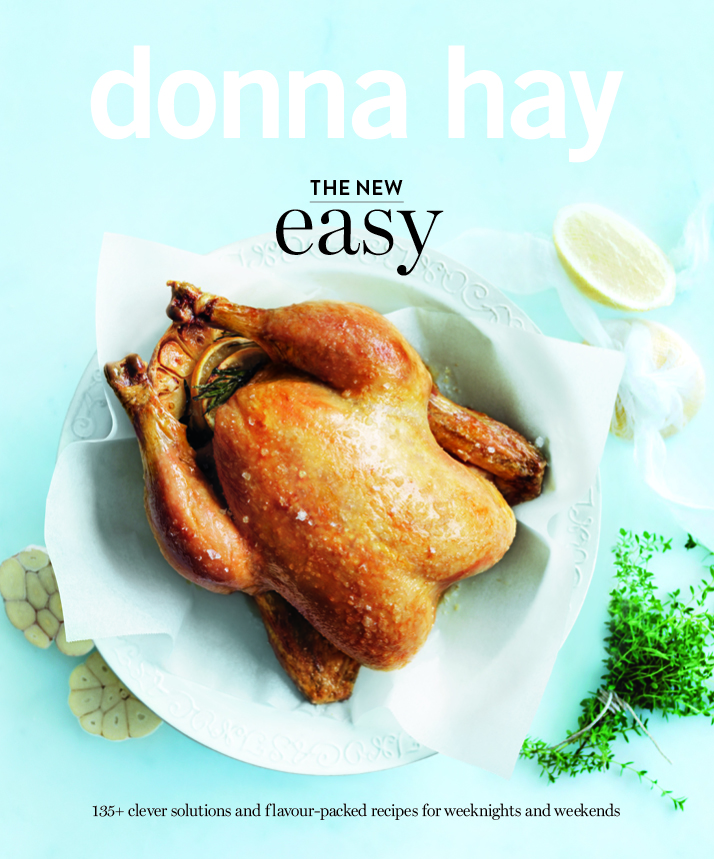 The New Easy by Donna hay - cookbooks