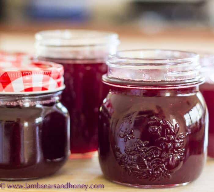 Cherry & Cointreau Jam