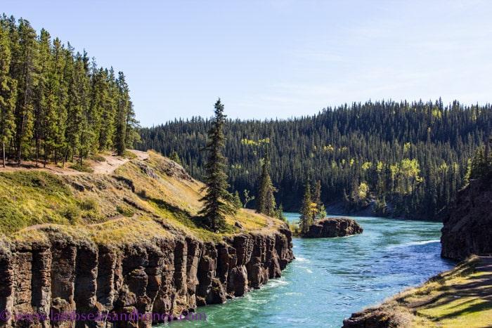 Yukon River, Whitehorse
