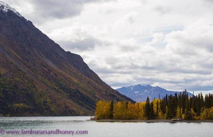 Kathleen Lake, Yukon Territory.