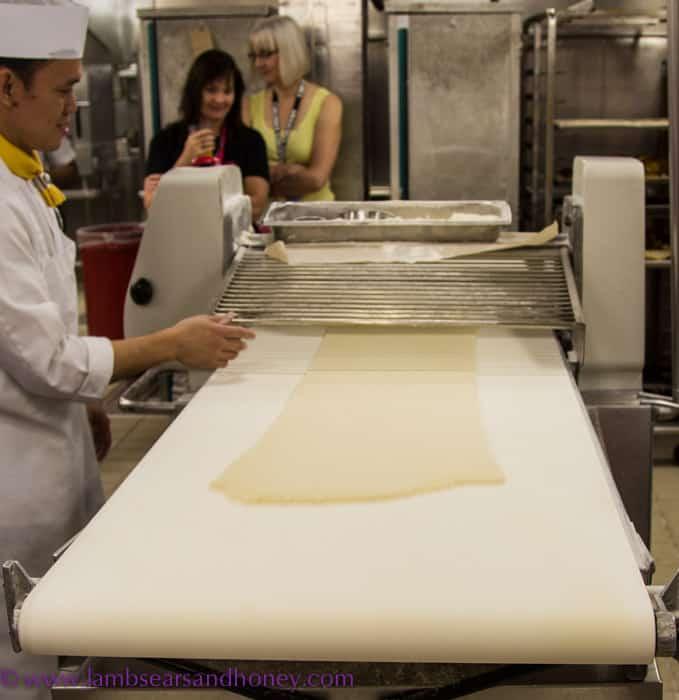 Commercial dough facilities ...