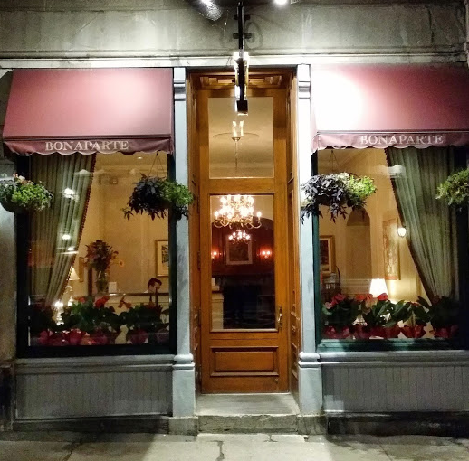 Auberge Bonaparte, Montreal