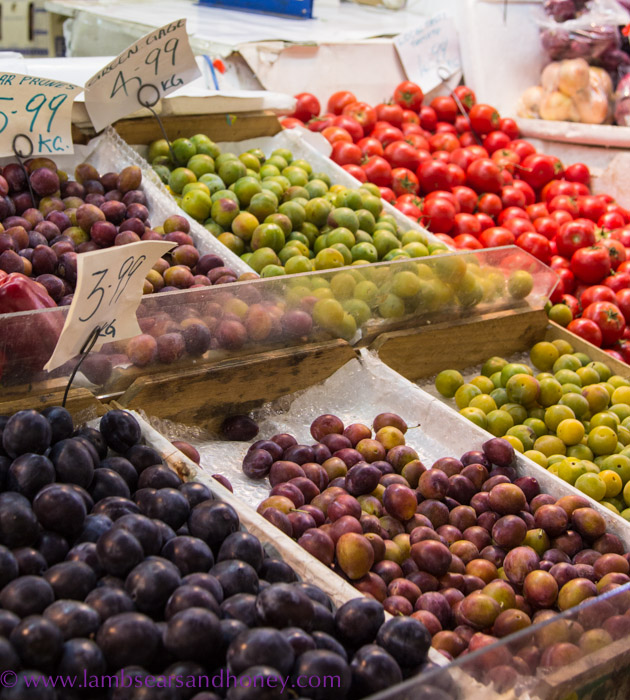 Central Market Tours - fresh Adelaide Hills produce