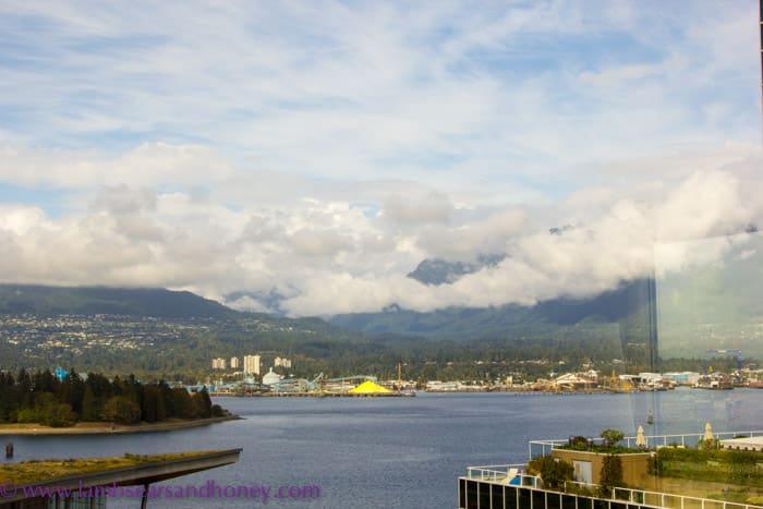 Fairmont Waterfront Vancouver Spa