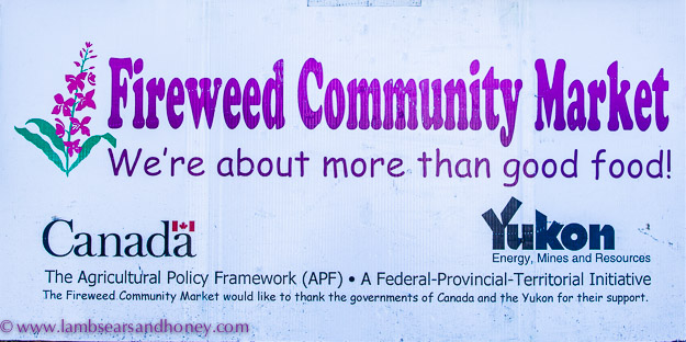 Fireweed Community Market - Yukon Food Production
