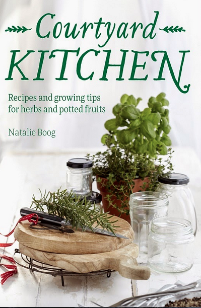 New cookbooks, Courtyard Kitchen by Natalie Boog
