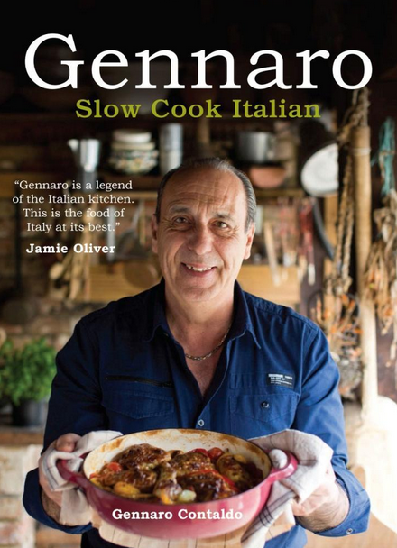 Gennaro Slow Cook Italian by Gennaro Contaldo, cookbooks
