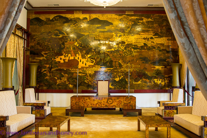 Formal room - Independence Palace, Ho Chi Minh City