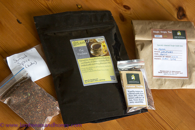 Devotea Tea - In My Kitchen July 2015