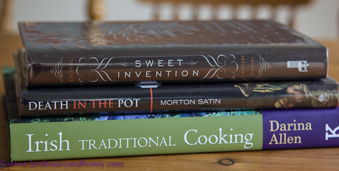 Books from Books for Cooks, Melbourne - In My Kitchen July 2015