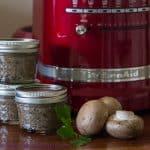 More Mushroom Love – My Speedy, Simple Mushroom Pate