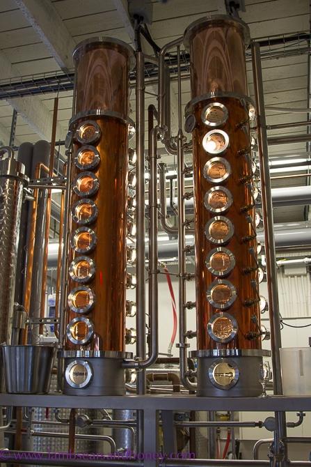 Liberty Distillery, Granville Island, Vancouver.