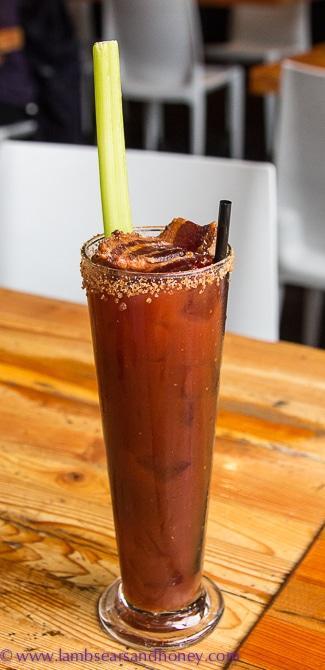 Edible Canada's Maple Bacon Caesar