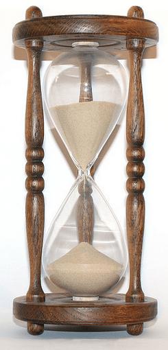Moroccan Chickpea Tagine hourglass
