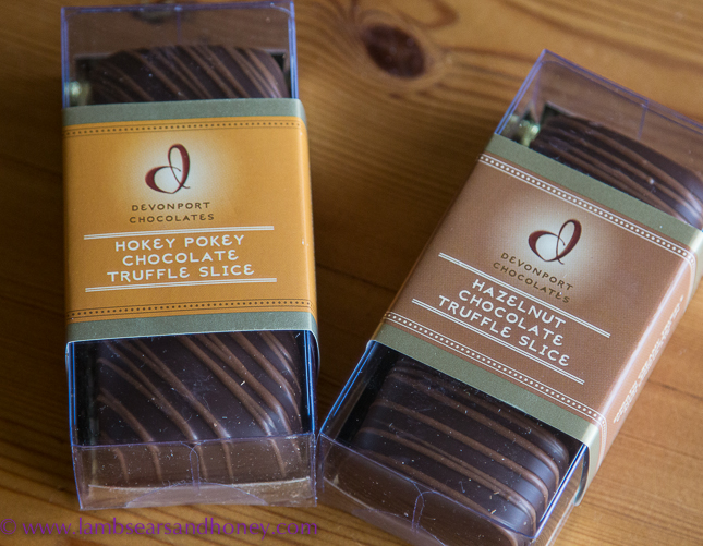 Delicious Devonport Chocolates In My Kitchen