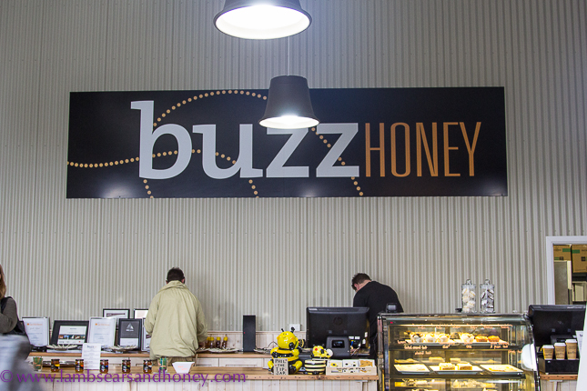 Buzz Honey launch new premises