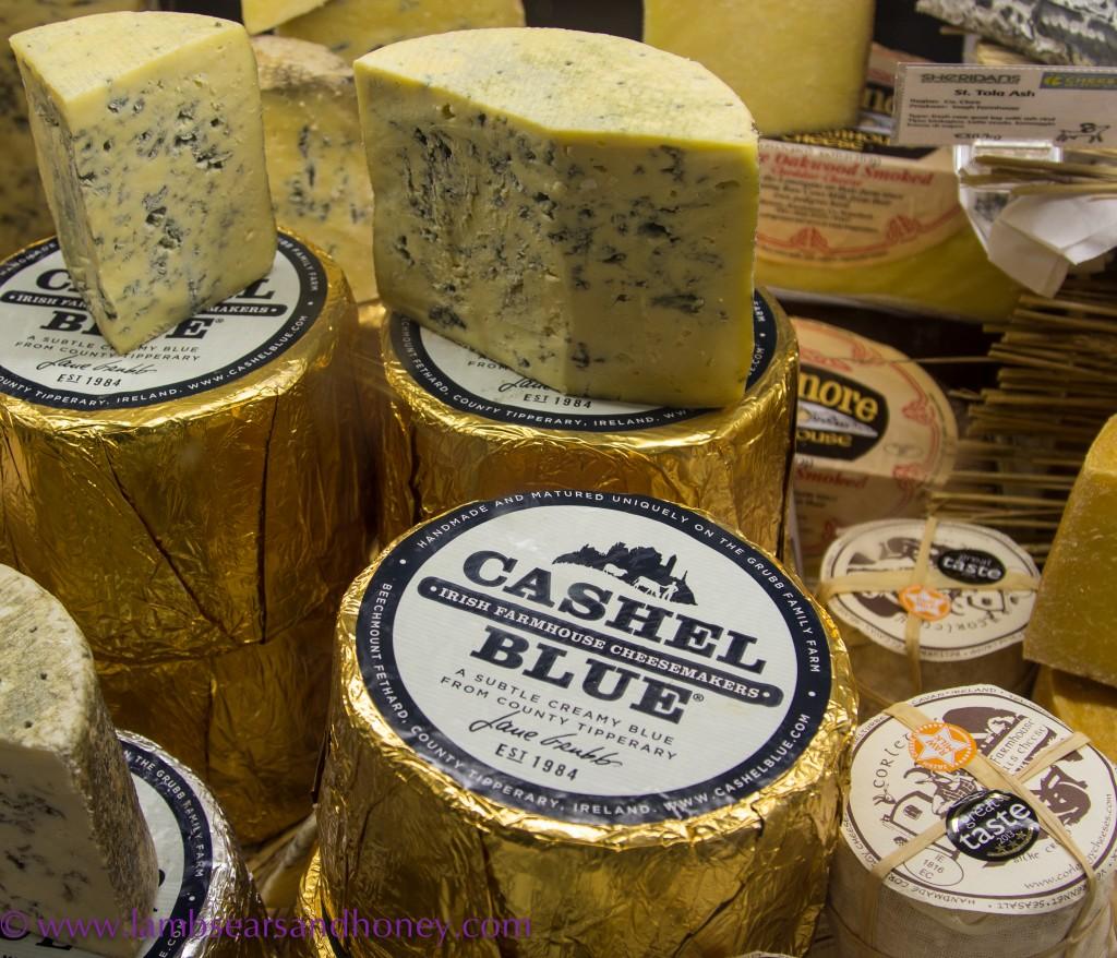Bra cheese, Irish cheeses