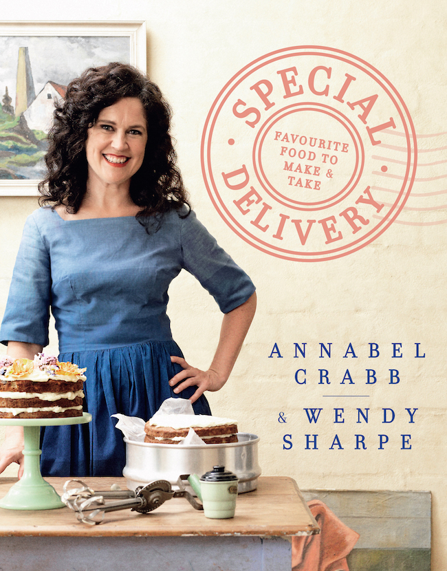 Special Delivery cookbook, news to me