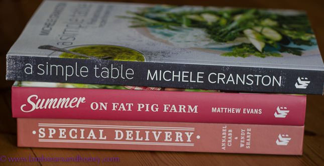 More cookbooks in my kitchen