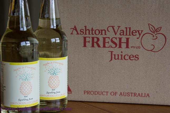In My kitchen Ashton Valley juice