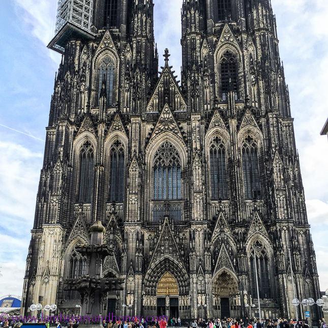 Cologne Cathedral - really big