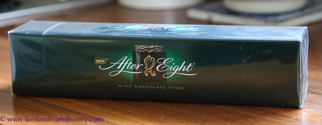 In My Kitchen After Eights