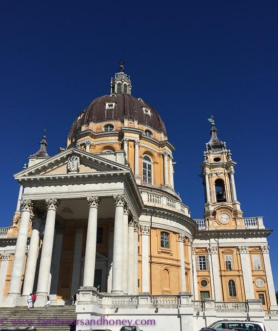 Turin's basilica di superga