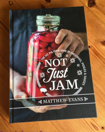 In My Kitchen anoter cookbook - Not Just Jam