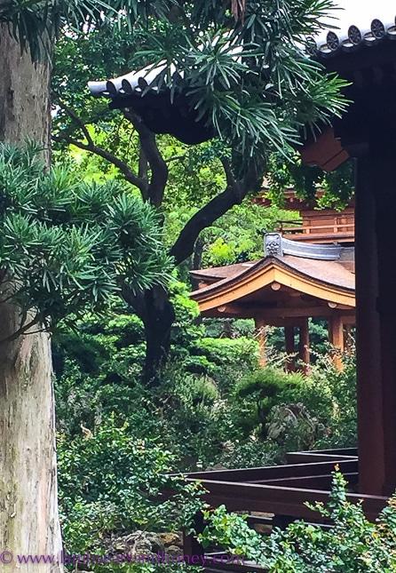 nan lian garden Tang styling