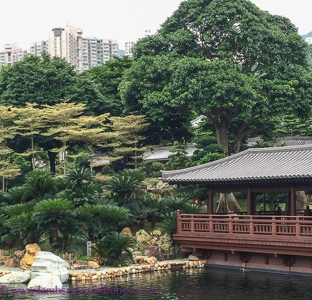 nan lian garden tea house
