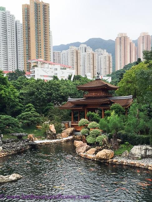 Hong Kong's Nan Lian Garden