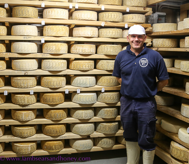 Kym Masters, Section 28 cheese maker