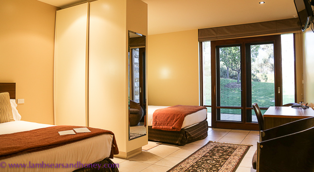 chapel hill winery, the retreat, twin room