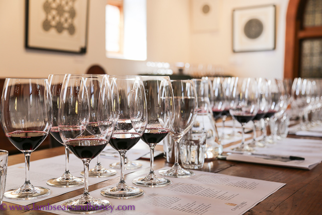 chapel hill winery icon tasting experience