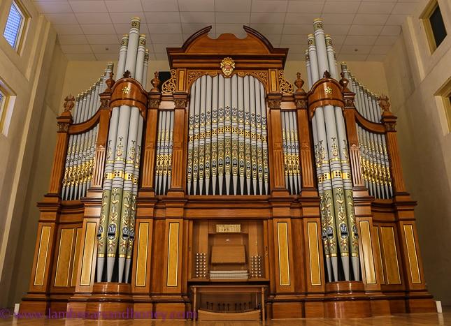 barossa valley secrets - a pipe organ
