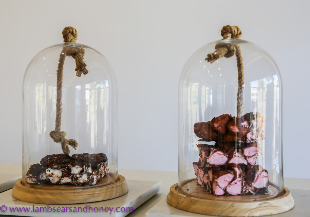 CocoLaura chocolate rocky road