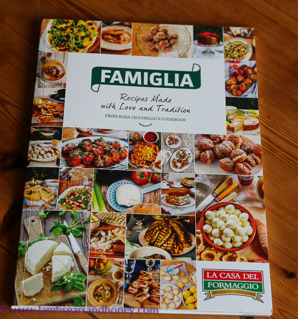 another cookbook in my kitchen