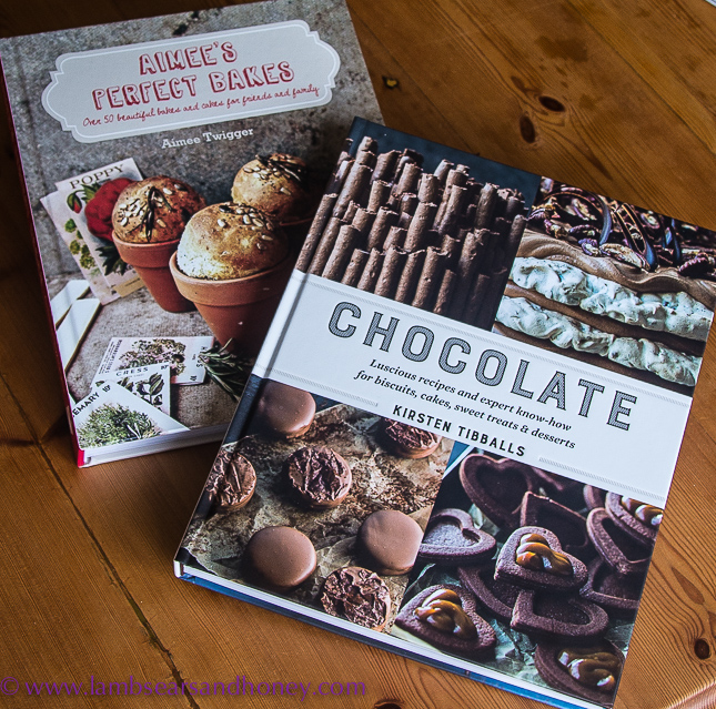 New cookbooks are always In My Kitchen