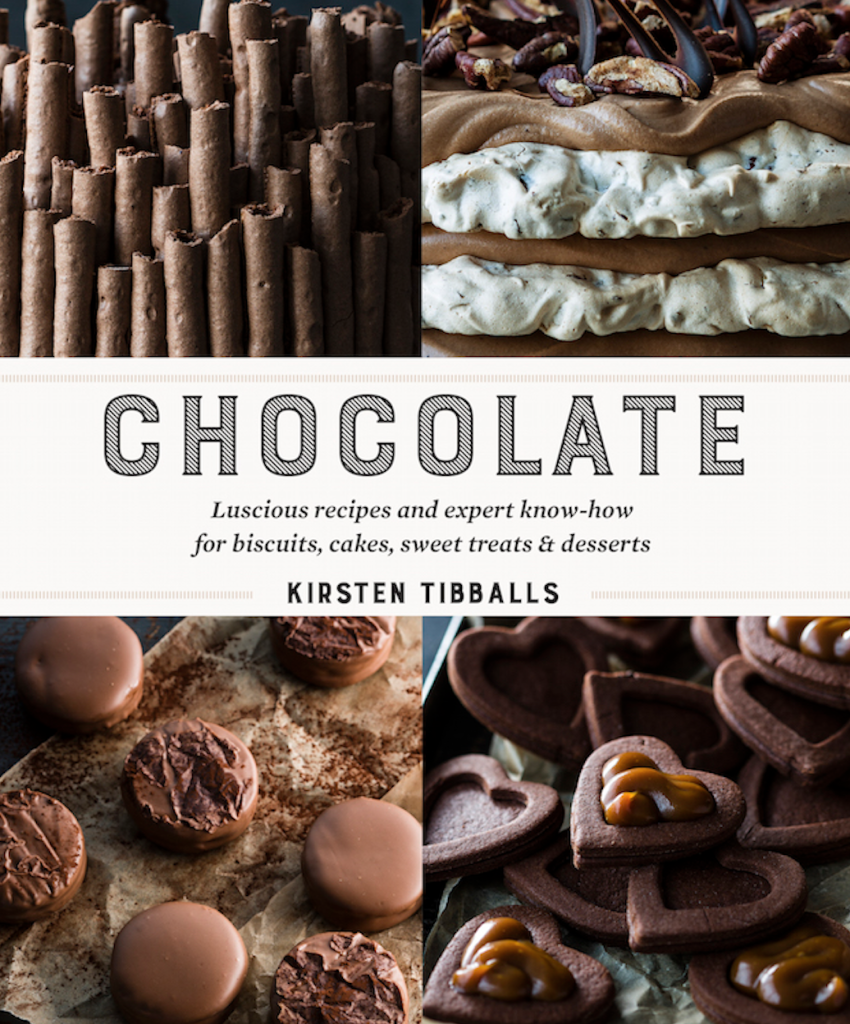 cookbook reviews, kirsten tibballs Chocolate