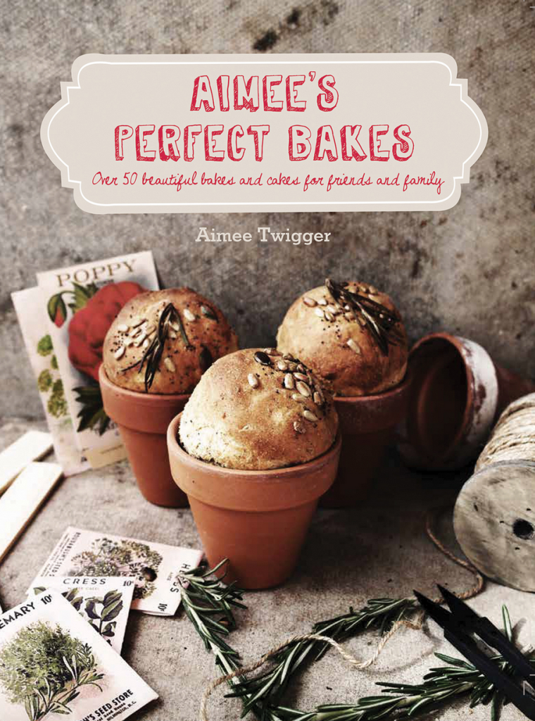 Cookbook reviews, aimee's perfect bakes