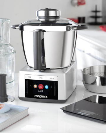 cook expert by magimix with accessories
