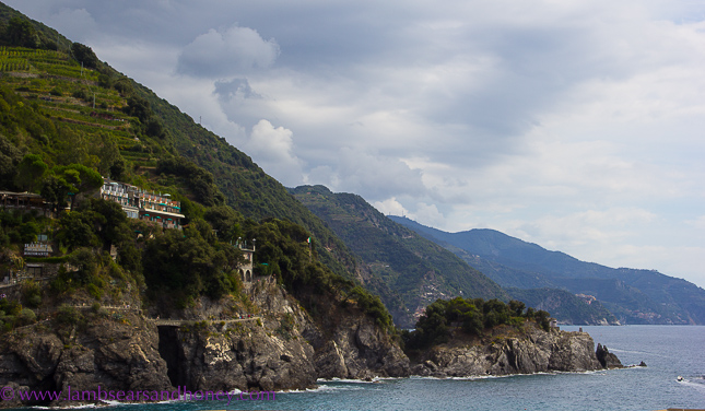 path to monterosso