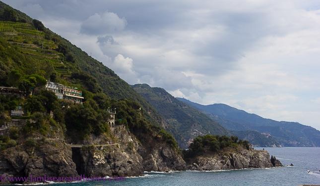 path to monterosso