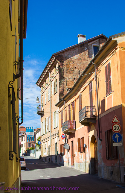 Asti street