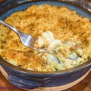 Recipe for truffled mac 'n' cheese