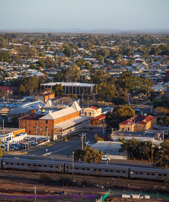 indian pacific, Palace Hotel