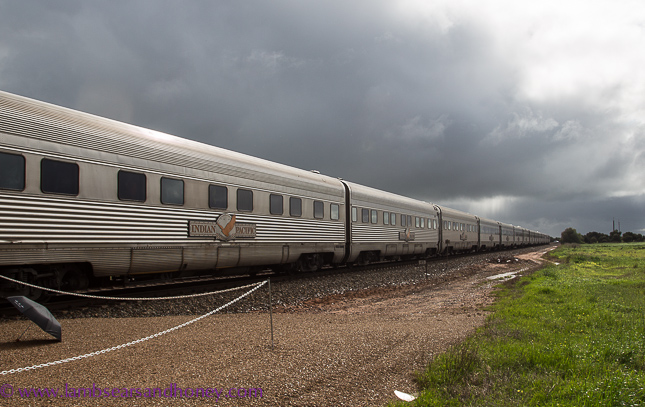 Two well - indian pacific
