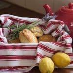 Lavender and Lemon Scones for International Scone Week