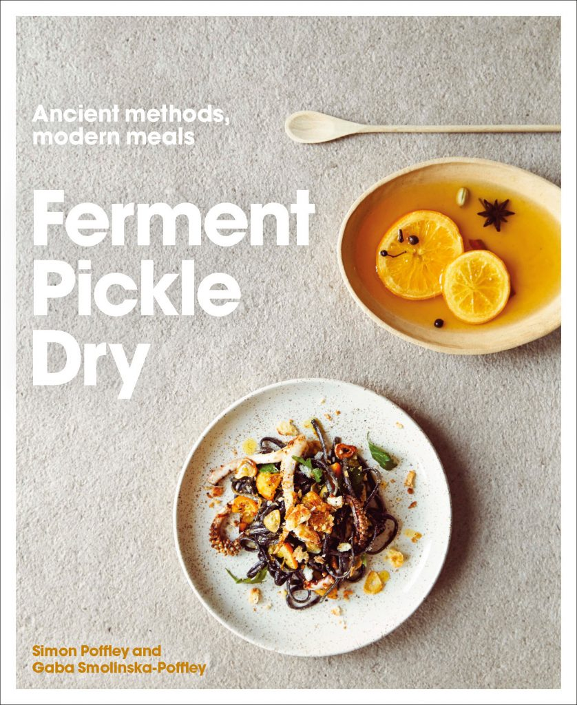 ferment, pickle, dry cookbook reviews